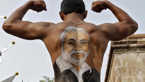 Modi power
