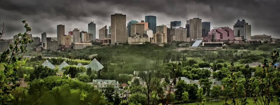 Edmonton Diaries: Genesis